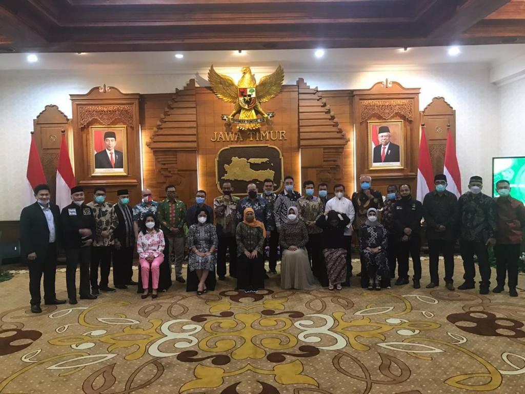 Agenda dengan Pemerintah Provinsi Jawa Timur dimana PAP KPBU diminta sebagai Narasumber